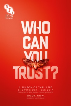 BFI Thriller Season – Creative Advertising