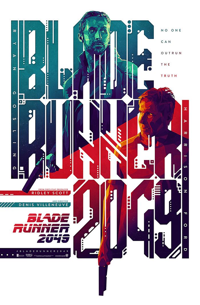 Blade Runner 2049 by Bernie Jezowski