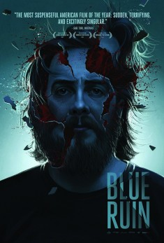 Blue Ruin – Official One Sheet by Akiko Stehrenberger