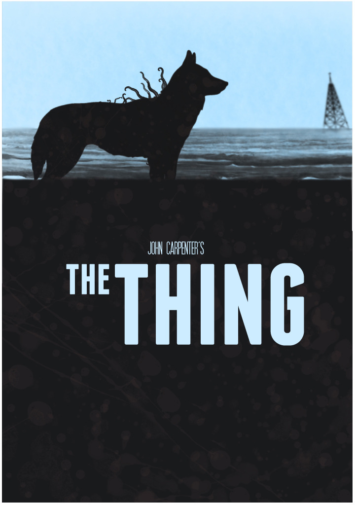 John Carpenter's The Thing Redesign