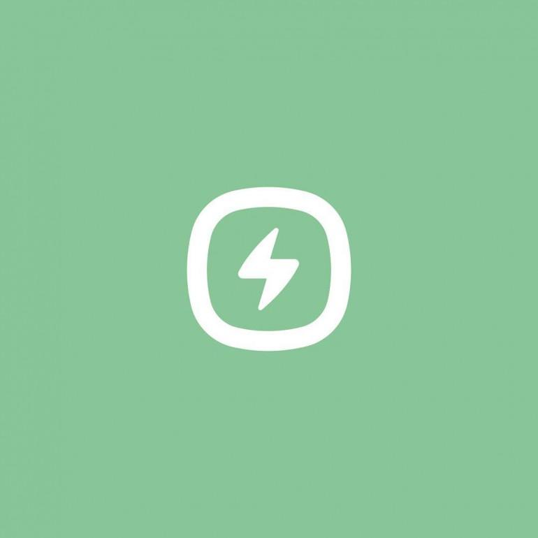 Lightning Bolt logo by Colin Stewart
