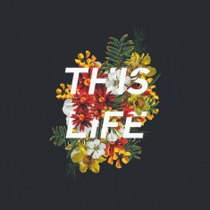 """This Life"" – Doodles and Typography by Edgar Hernandez"