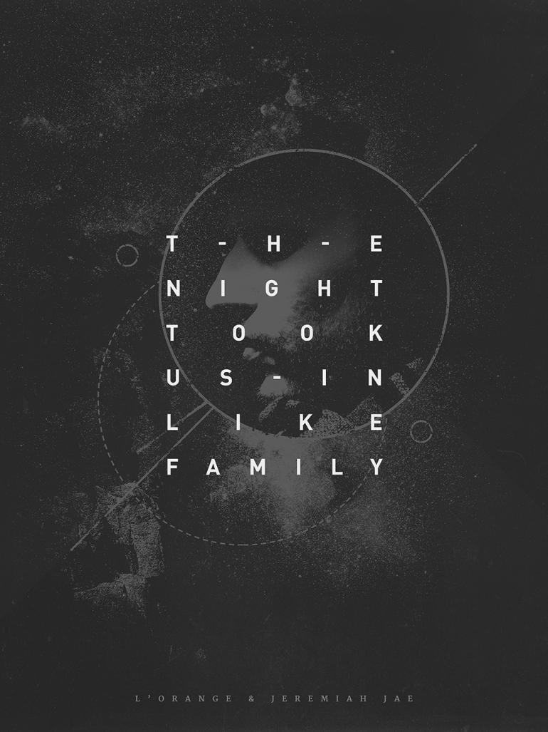 The Night by Edgar Briseno