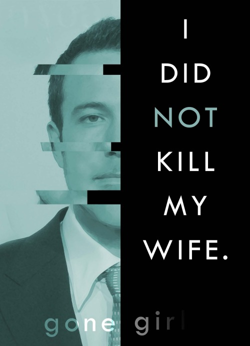 Gone Girl by Keith Brydie