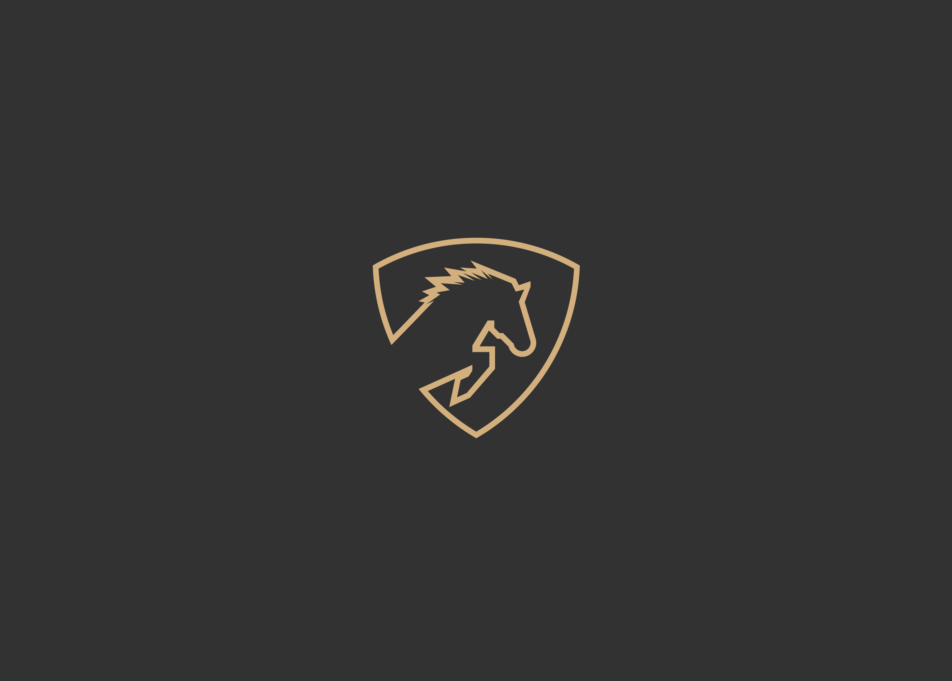Horse Logo Design On Inspirationde