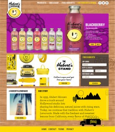 Hubert's Lemonade