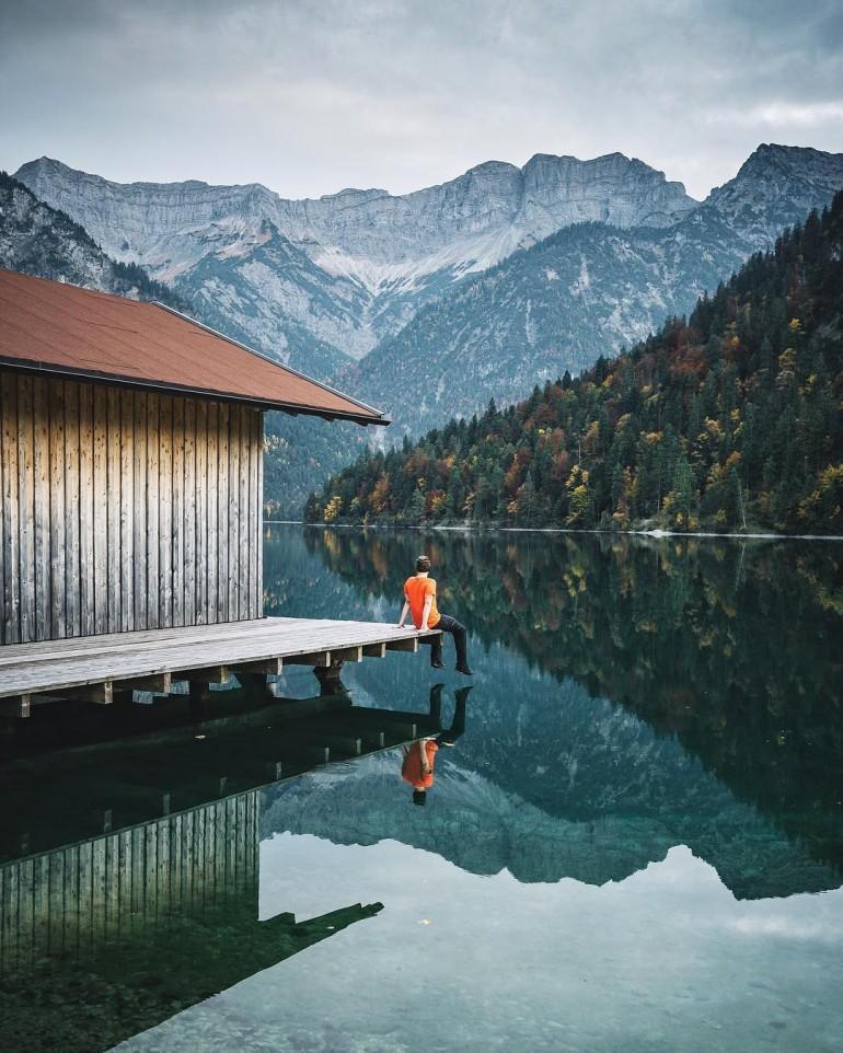 Plansee, Tirol, Austria by bokehm0n