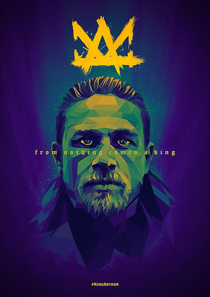 King Arthur: Legend of the Sword by Bernie Jezowski