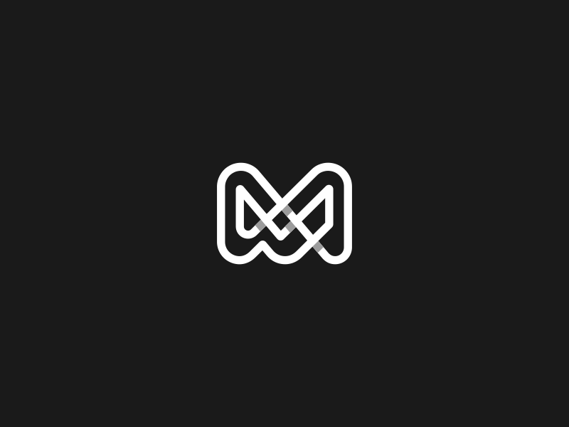 M monogram by Bagas Ardiatma