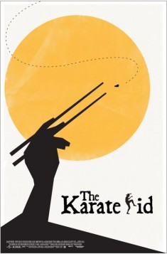 The Karate Kid by Eddie Alvarez