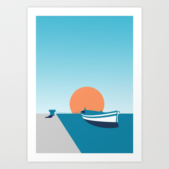Serenity poster by iamloudness
