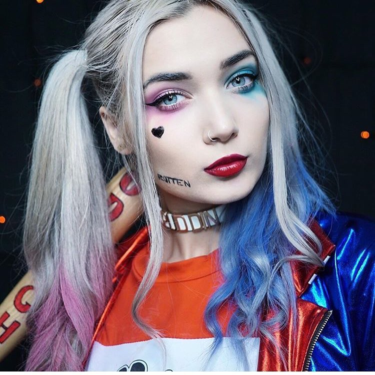 Harley Quinn from @suicidesquadmovie