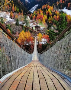 Goms bridge -Bellwald, Switzerland 🇨🇭🍁 by Senai Senna