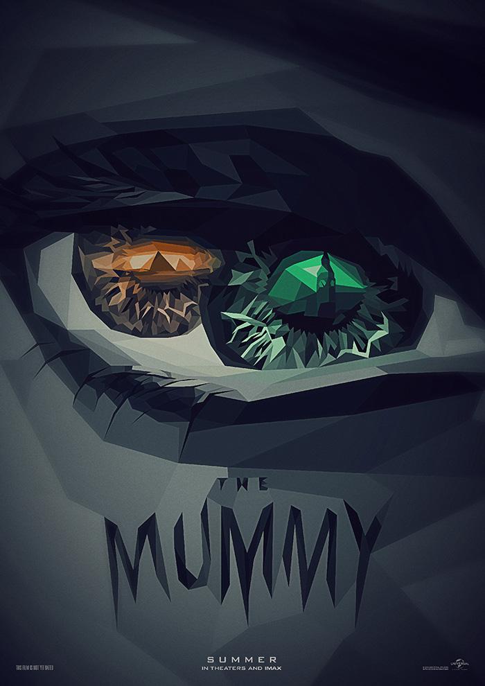 The Mummy by Bernie Jezowski