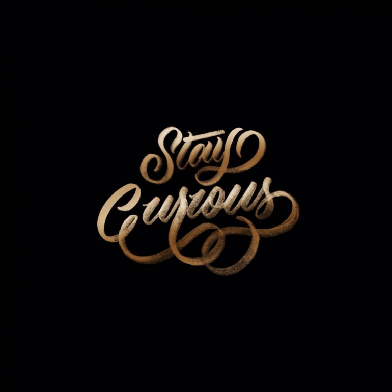 🖌  Stay Curious 🖌