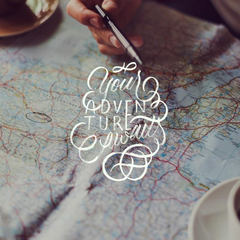 🗺  Your Adventure Awaits 🗺