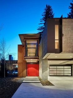Whistler Ski Retreat by Olson Kundig Architects