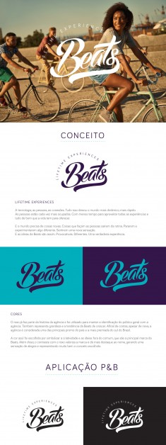 Beats – Visual Identity by Jesus Imay