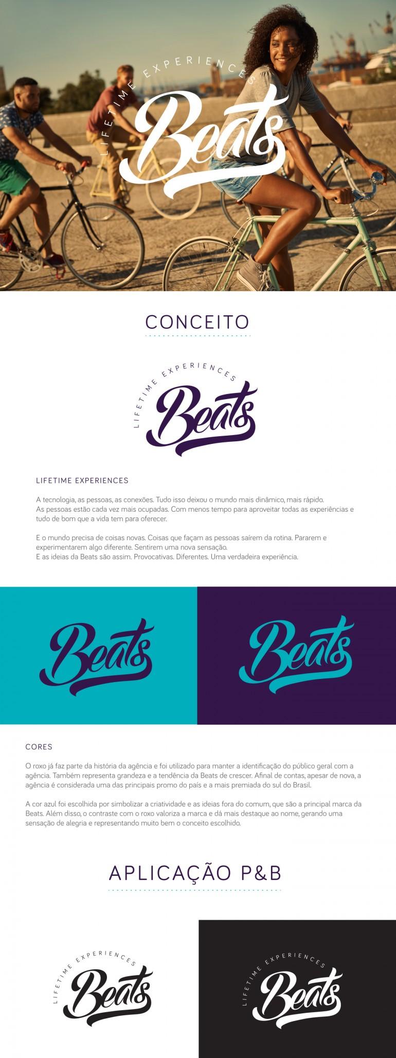 Beats – Visual Identity by Jesus Imay