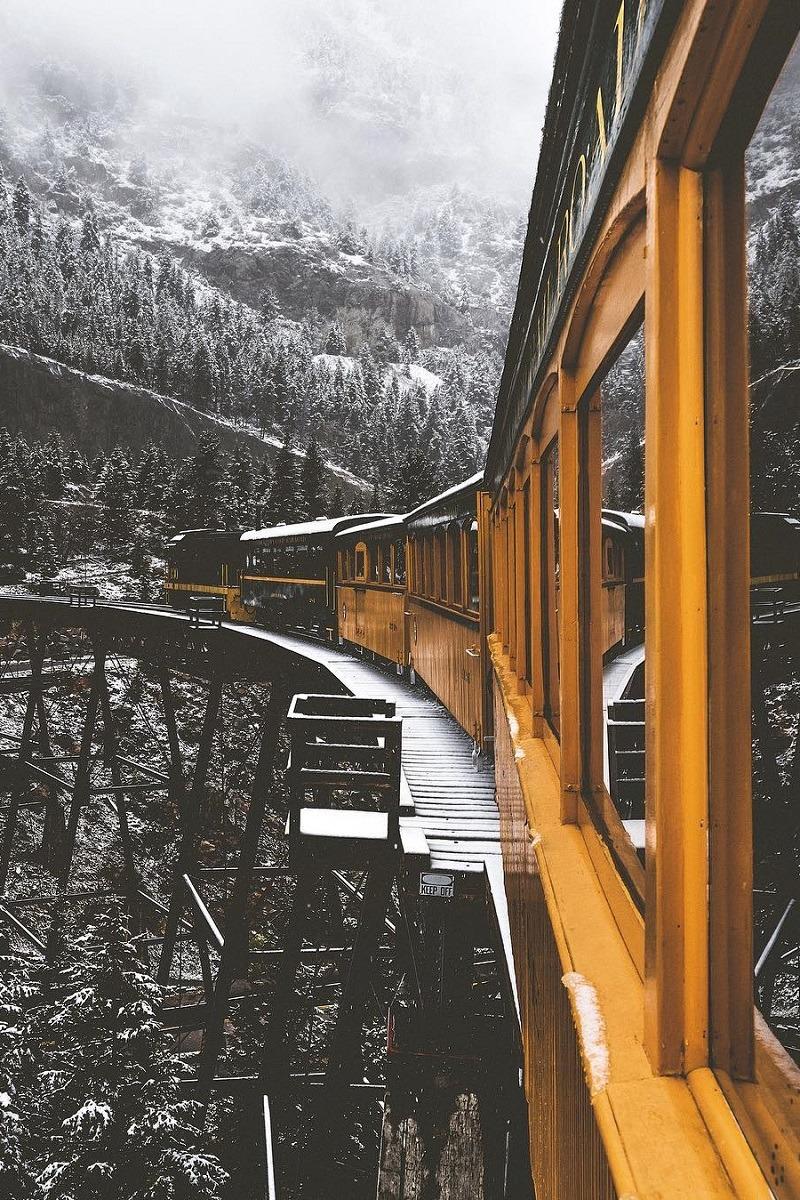 Silverton, Colorado By Jude Allen