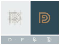 DF – identity construction by Jeroen van Eerden