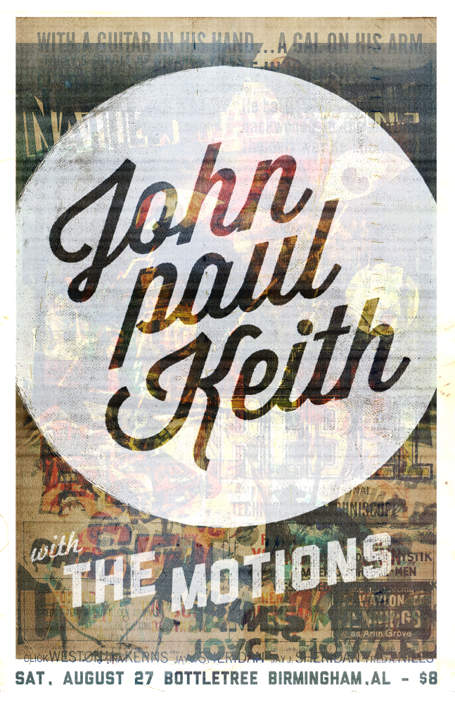 John Paul Keith by Joey Seales