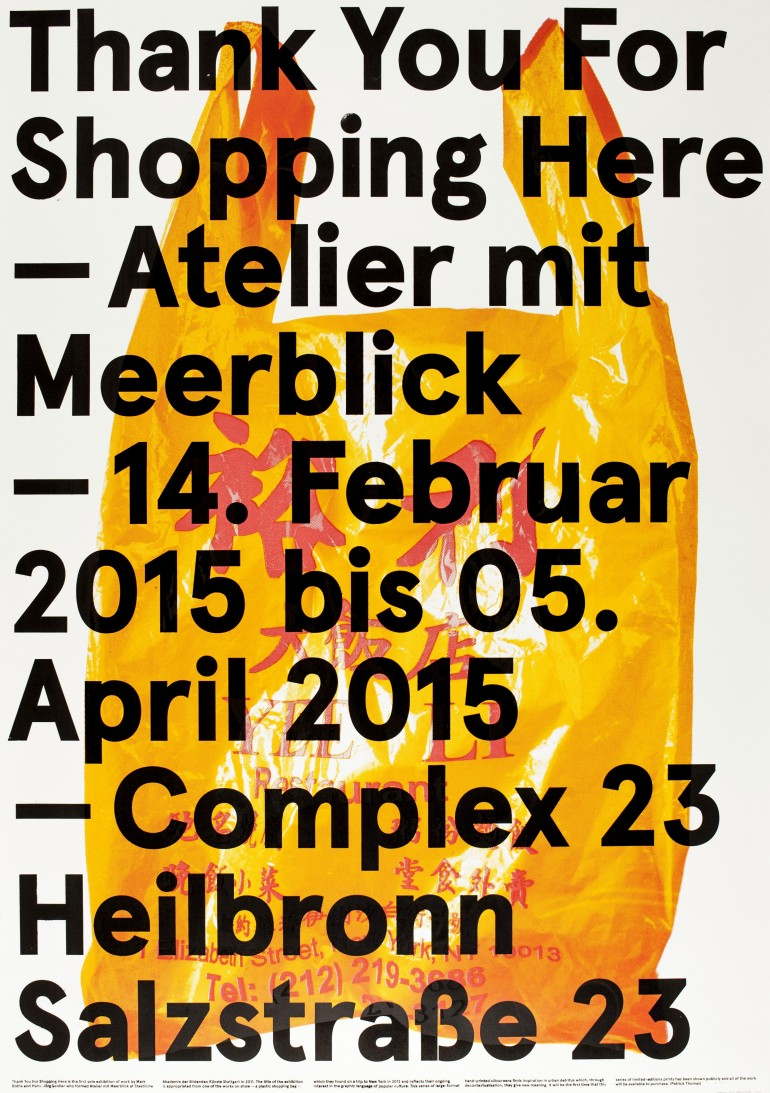 Thank You For Shopping Here – Complex 23