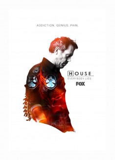 House Poster addiction