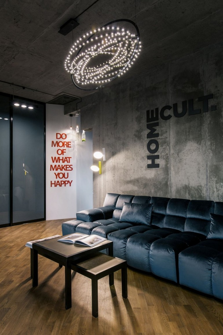Modern Office Interior in Kyiv, Ukraine / HOMECULT Office