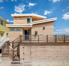 Oceanside House in Breezy Point, New York / BFDO Architects