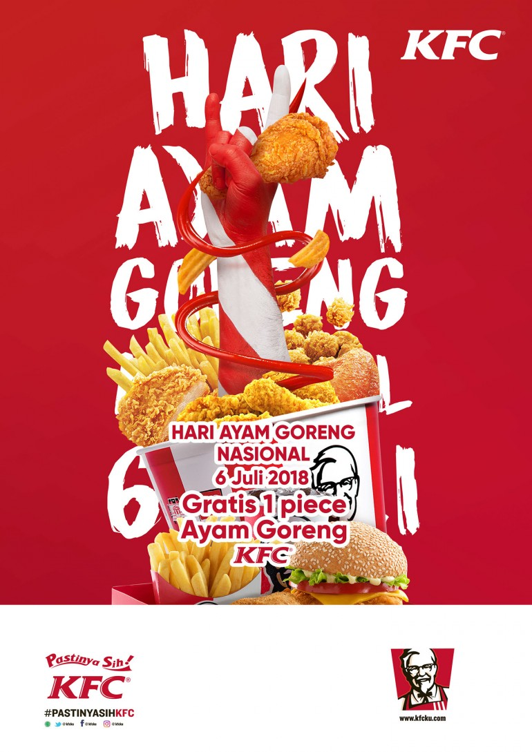 Certainly Sih KFC – National Chicken Day