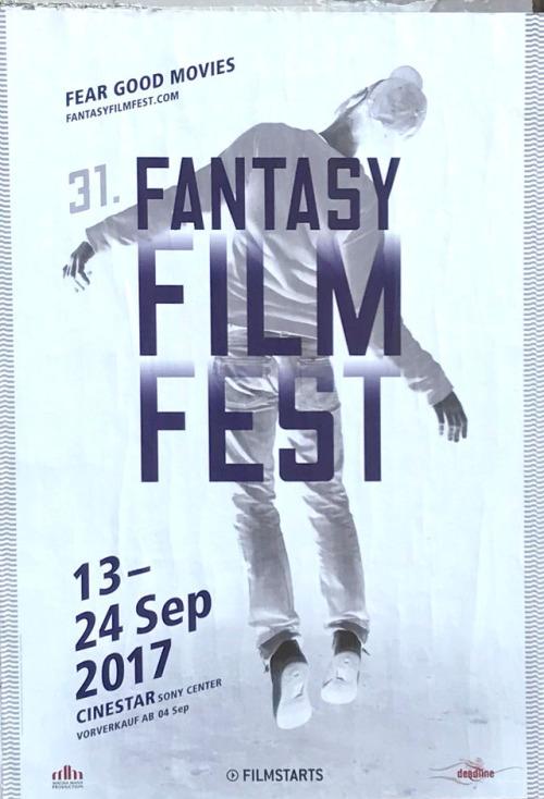 Fantasy Film Fest – found in Friedrichshain