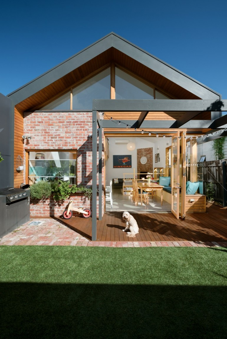 Smart House by Green Sheep Collective