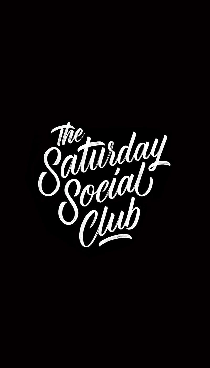 The Saturday Social Club