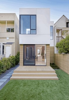 Two-Way House in San Francisco / Studio Sarah Willmer Architecture