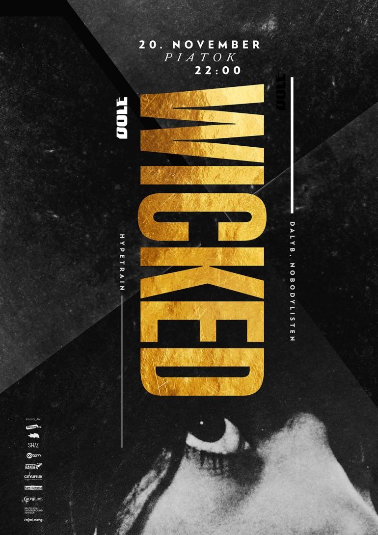 Wicked November by Krzysztof Iwanski