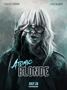 Atomic Blonde by Claudio Tosi