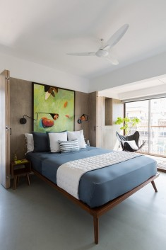 Bandra Apartment in Mumbai / Architecture BRIO