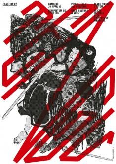 Tengu Soundsystem Poster & flyer, 2015