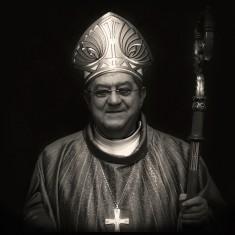 Cardinale Sepe = fotografia Augusto De Luca.