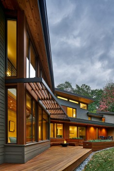 Deer Haven Residence / Mathison Mathison Architects