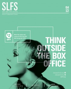 SLFS Campaign – Think Outside the Box Office