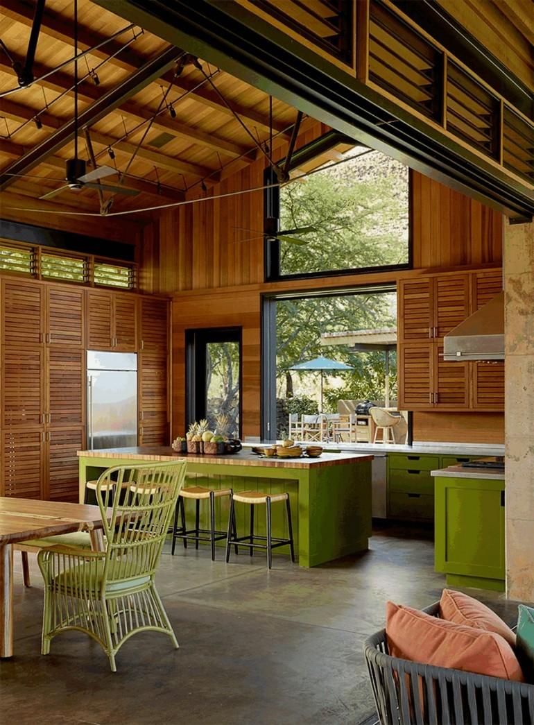 Hawaiian Summer Camp by Walker Warner Architects