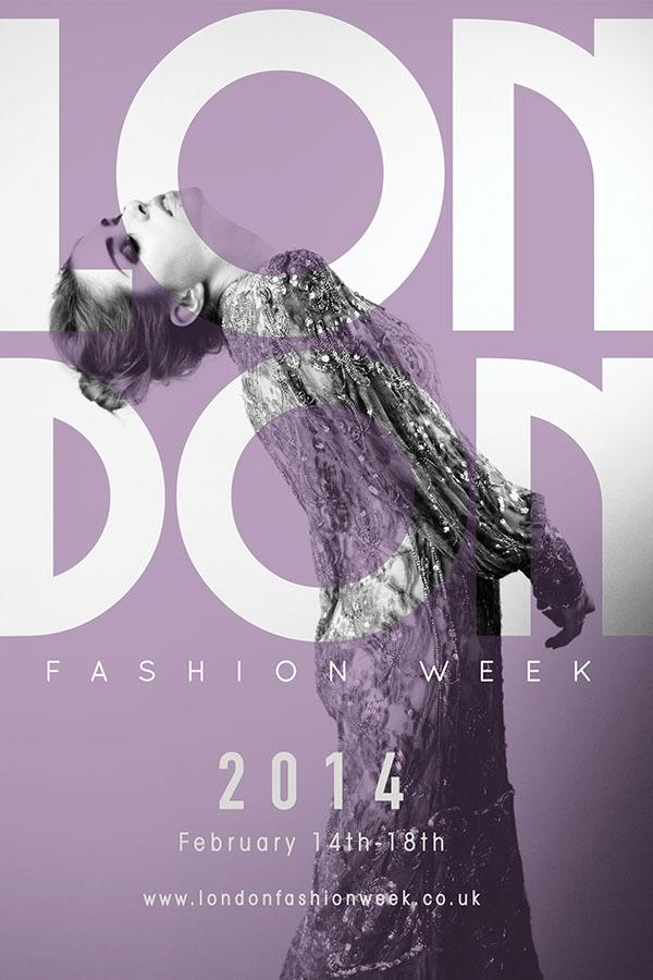 London Fashion Week Poster