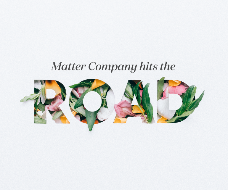 Matter Company Holiday Market Campaign