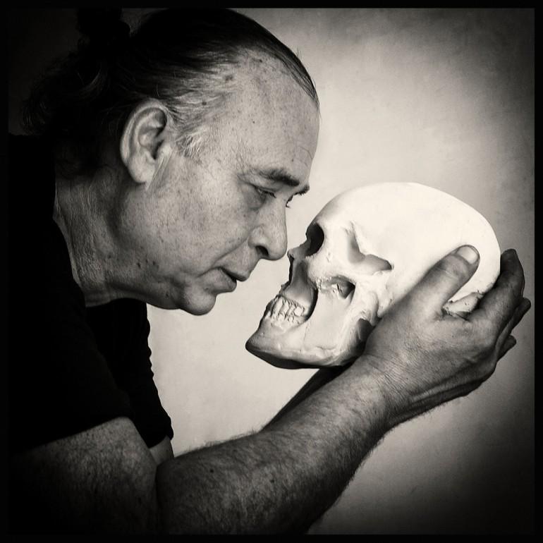Nino Longobardi = fotografia Augusto De Luca.