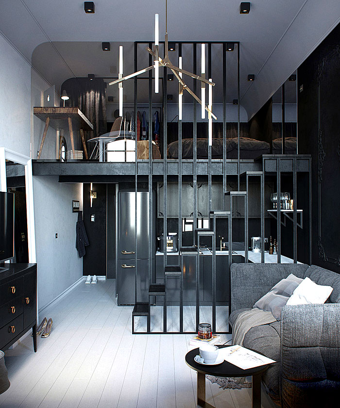 50 Small Apartment Decorating Ideas