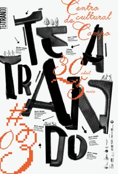 3rd Edition of Teatrando by atelier d'alves