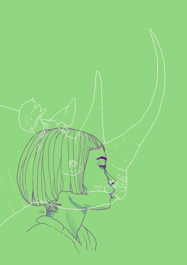 TOTEM – Rhino by Liudas Barkauskas