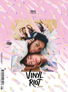 Vinyl Riot, Summer 2013, #5